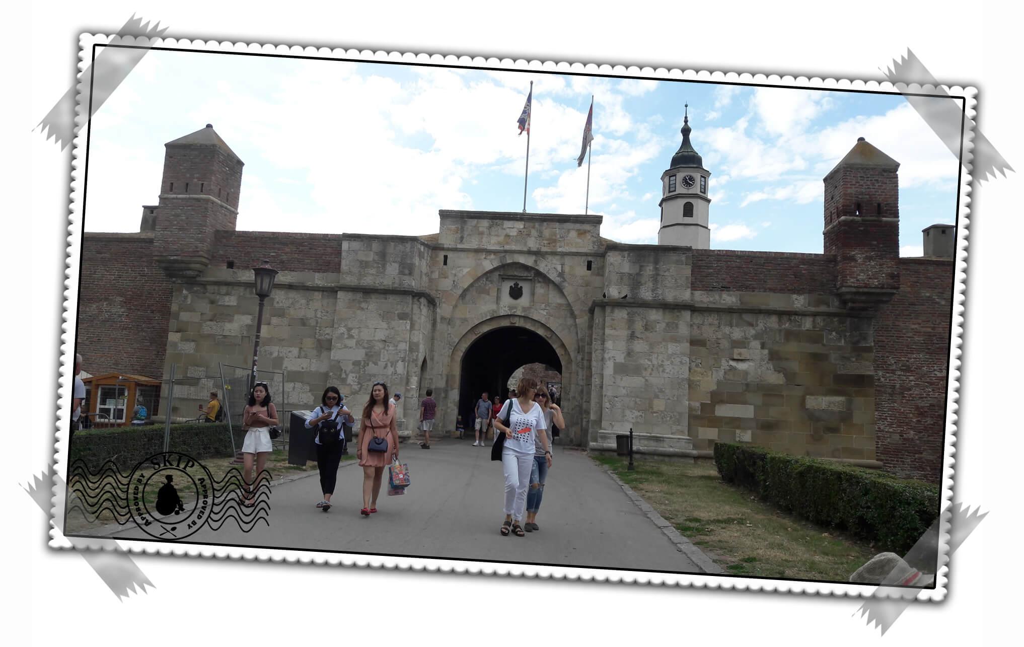 Beograd Kalemegdan Putovanja