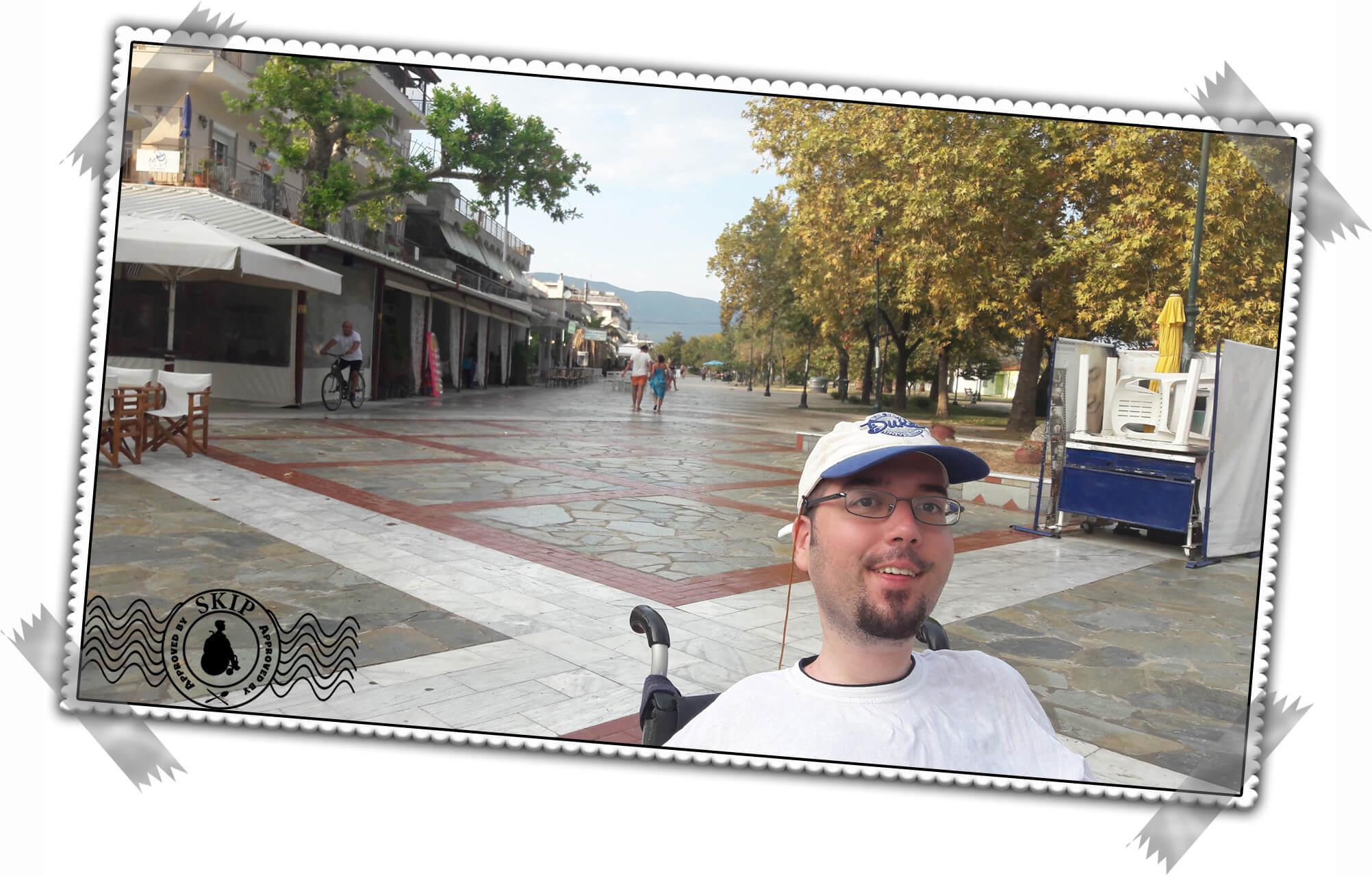 Grčka Putovanja Asprovalta Vrasna