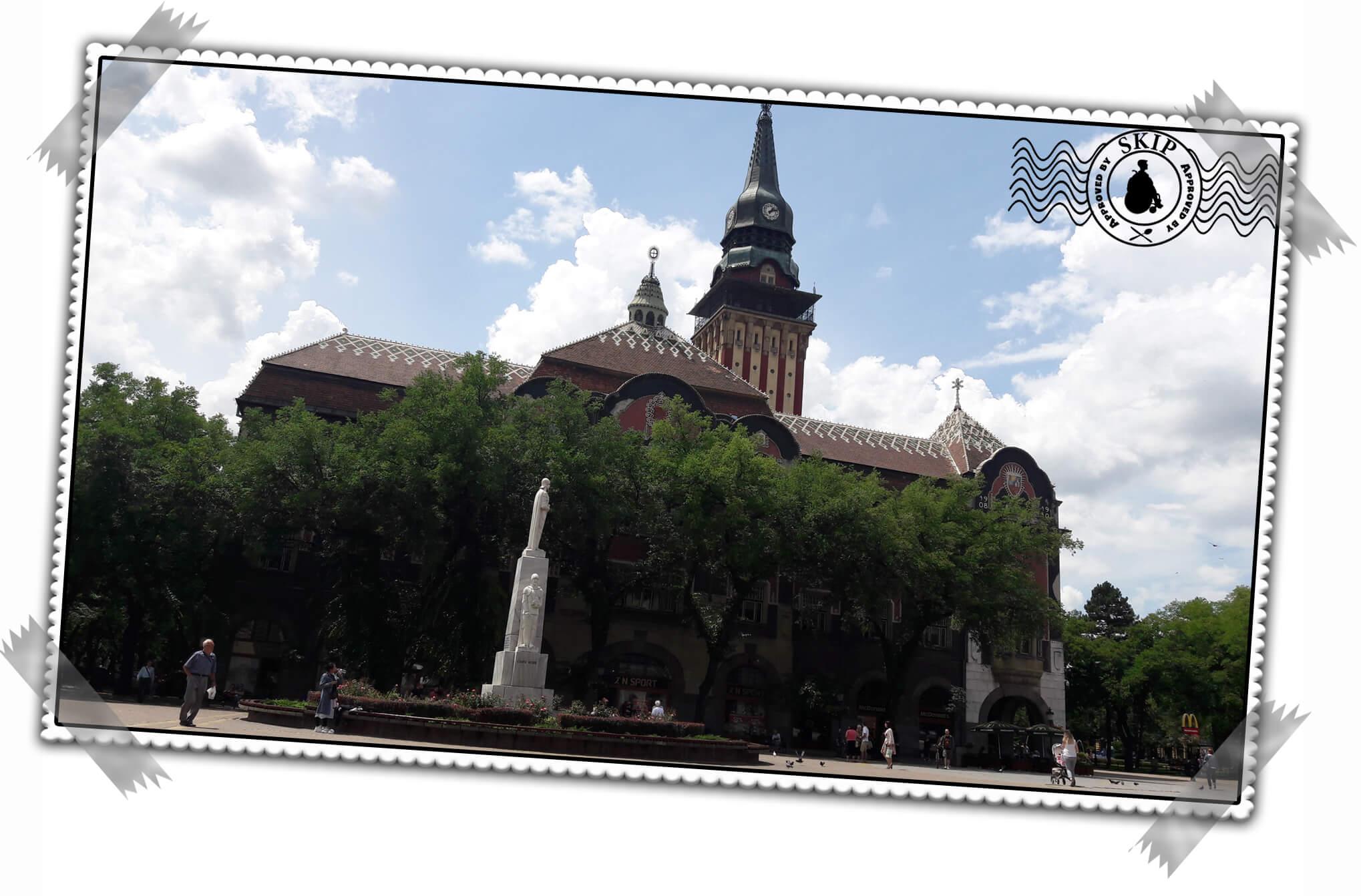 Subotica Serbia Travel