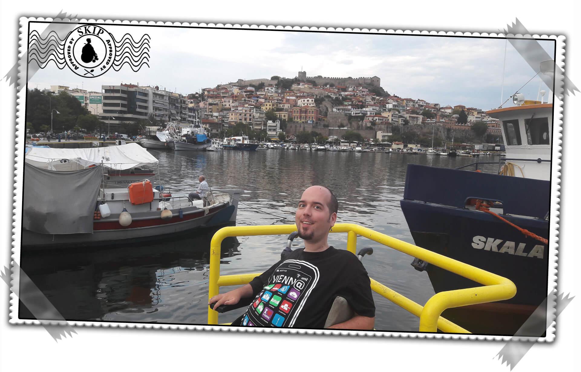 Kavala Grčka Putovanja