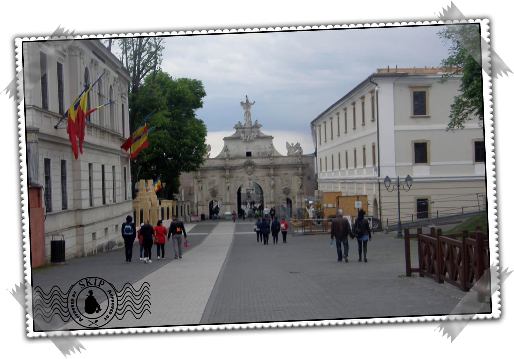 Rumunija Alba Julija Putovanja
