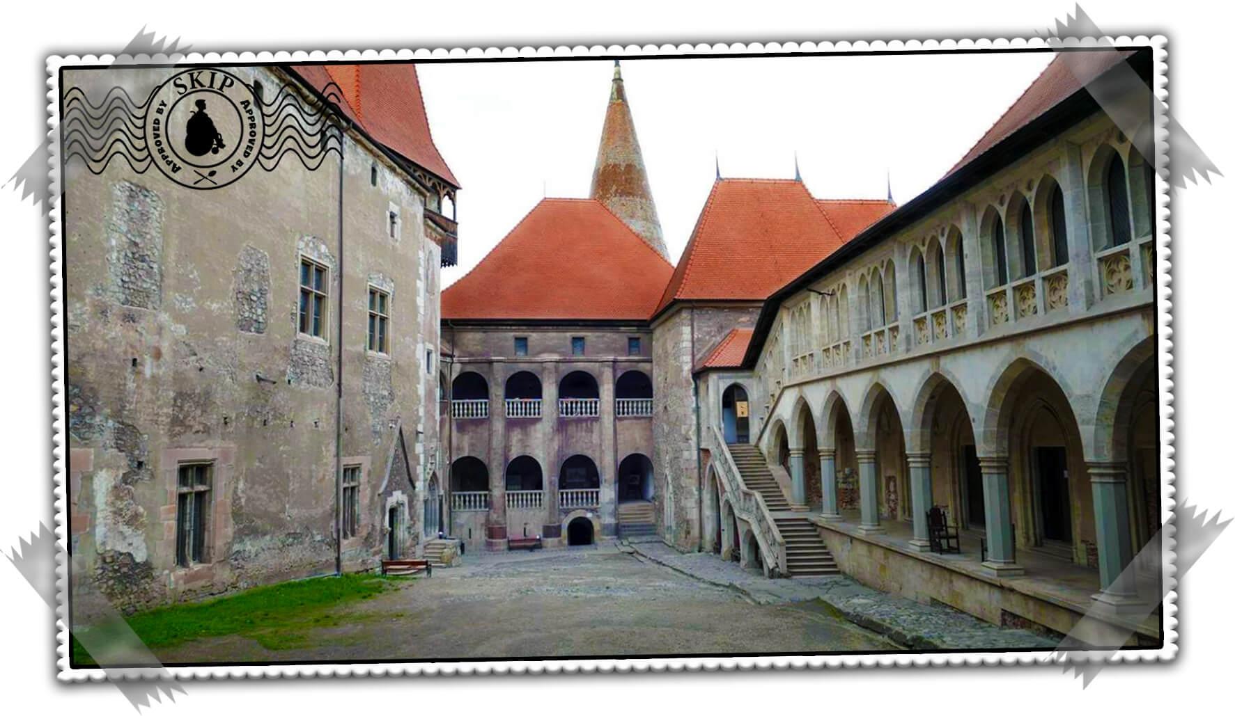 Castle Corvin Romania