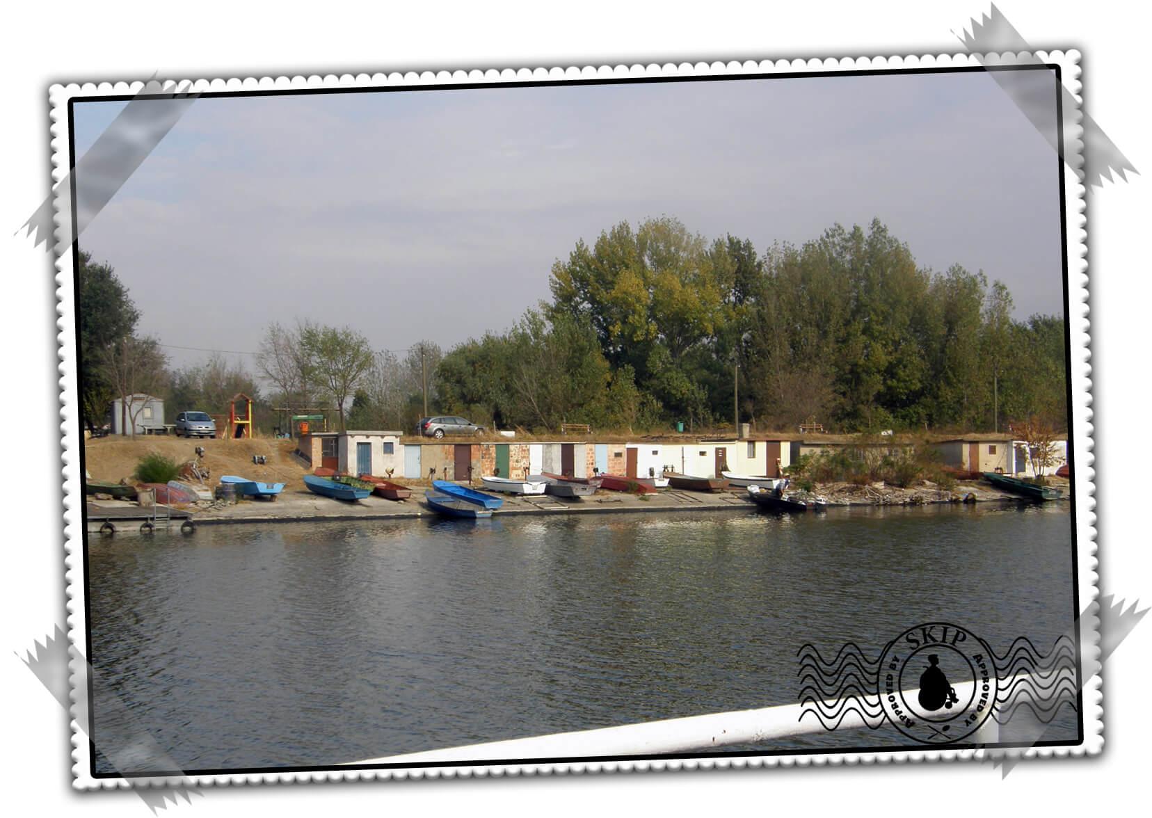 Serbia Romania Ferry Ram