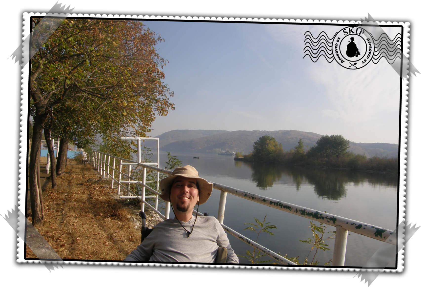 Srbija Rumunija Skela Ram