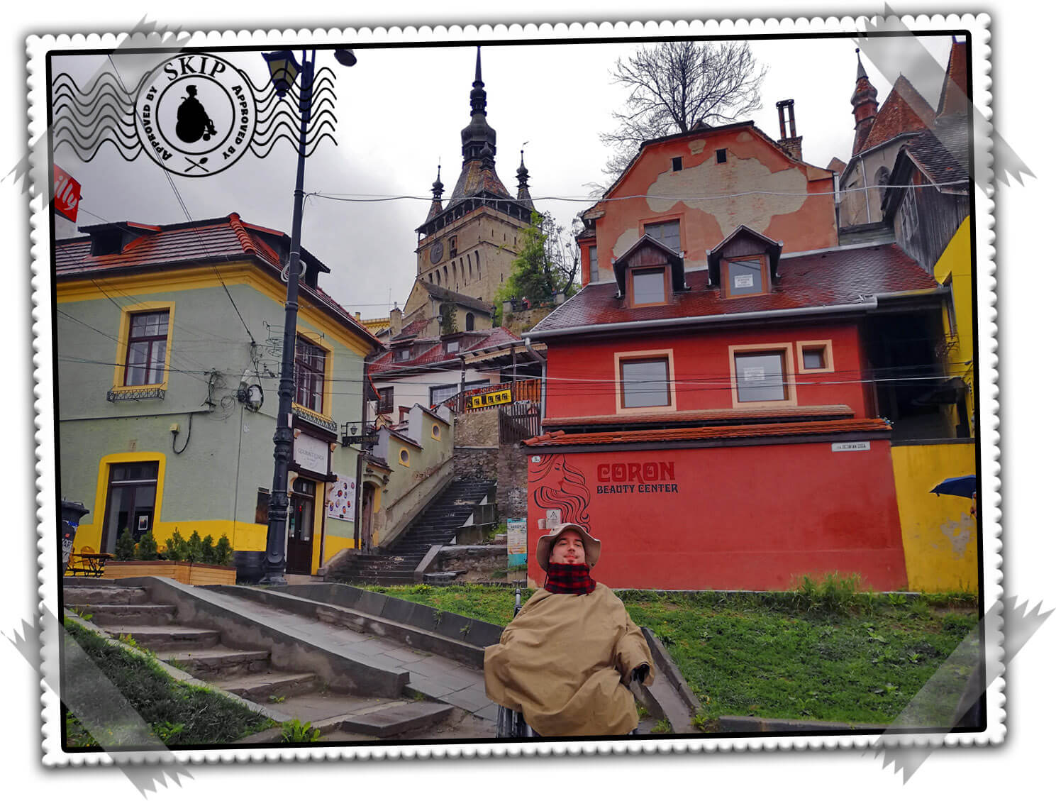 Sighișoara Romania Travel