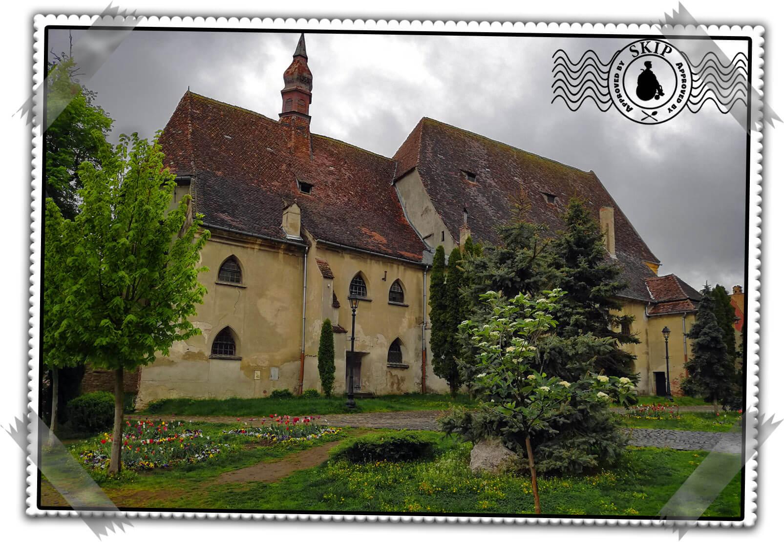 Sigešoara Rumunija Putovanja