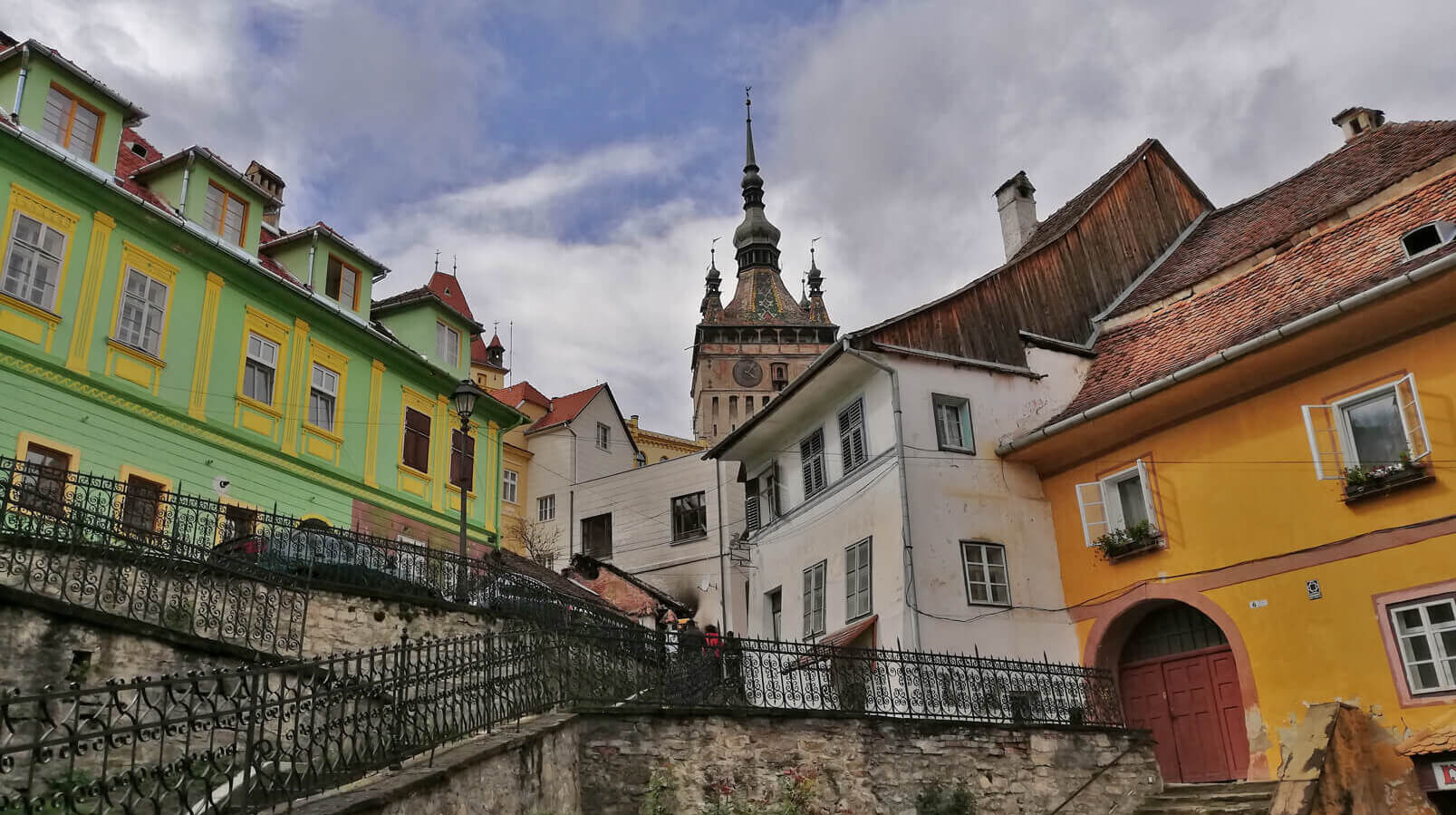 Sigišoara Rumunija Putovanja