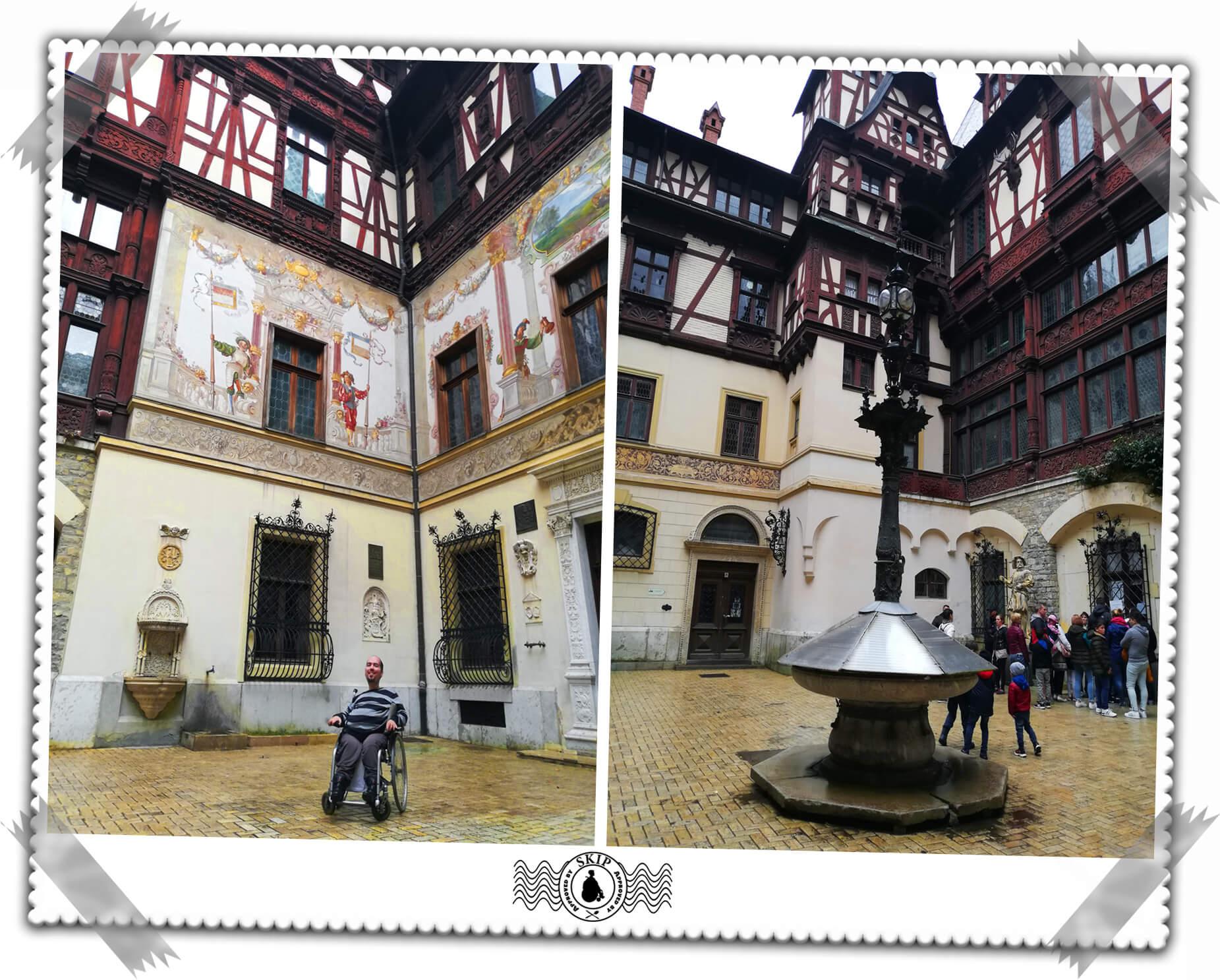 Romania Travel Peles