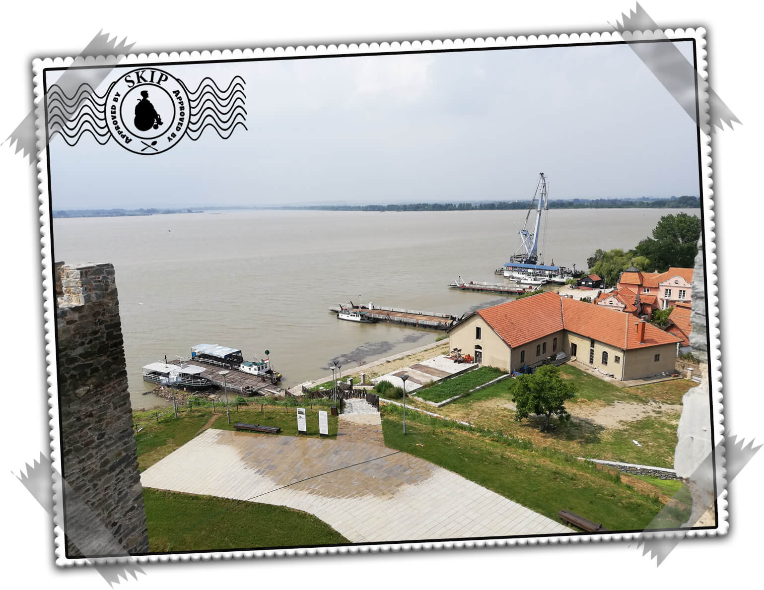 Tvrdjava Ram Srbija putovanja