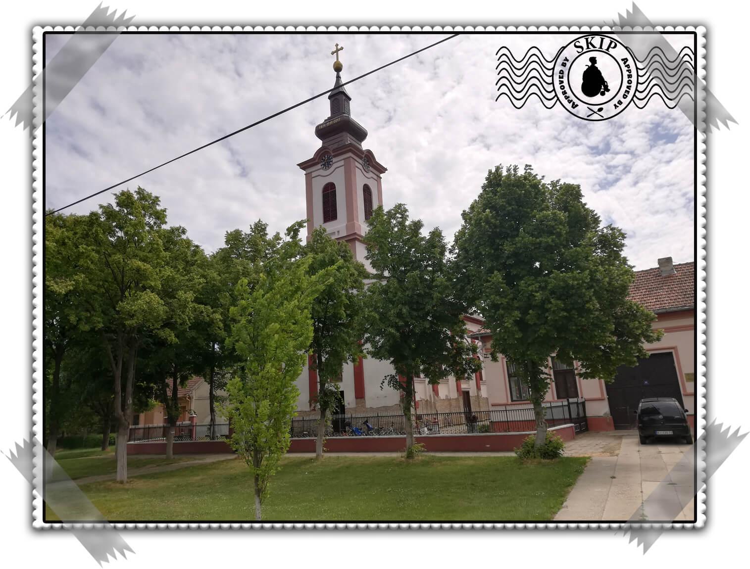 Srbija Vojvodina Putovanja Novo Miloševo