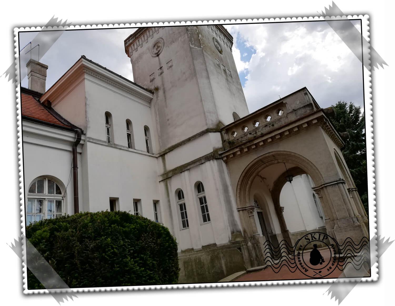 Serbia Vojvodina Fantast Castle