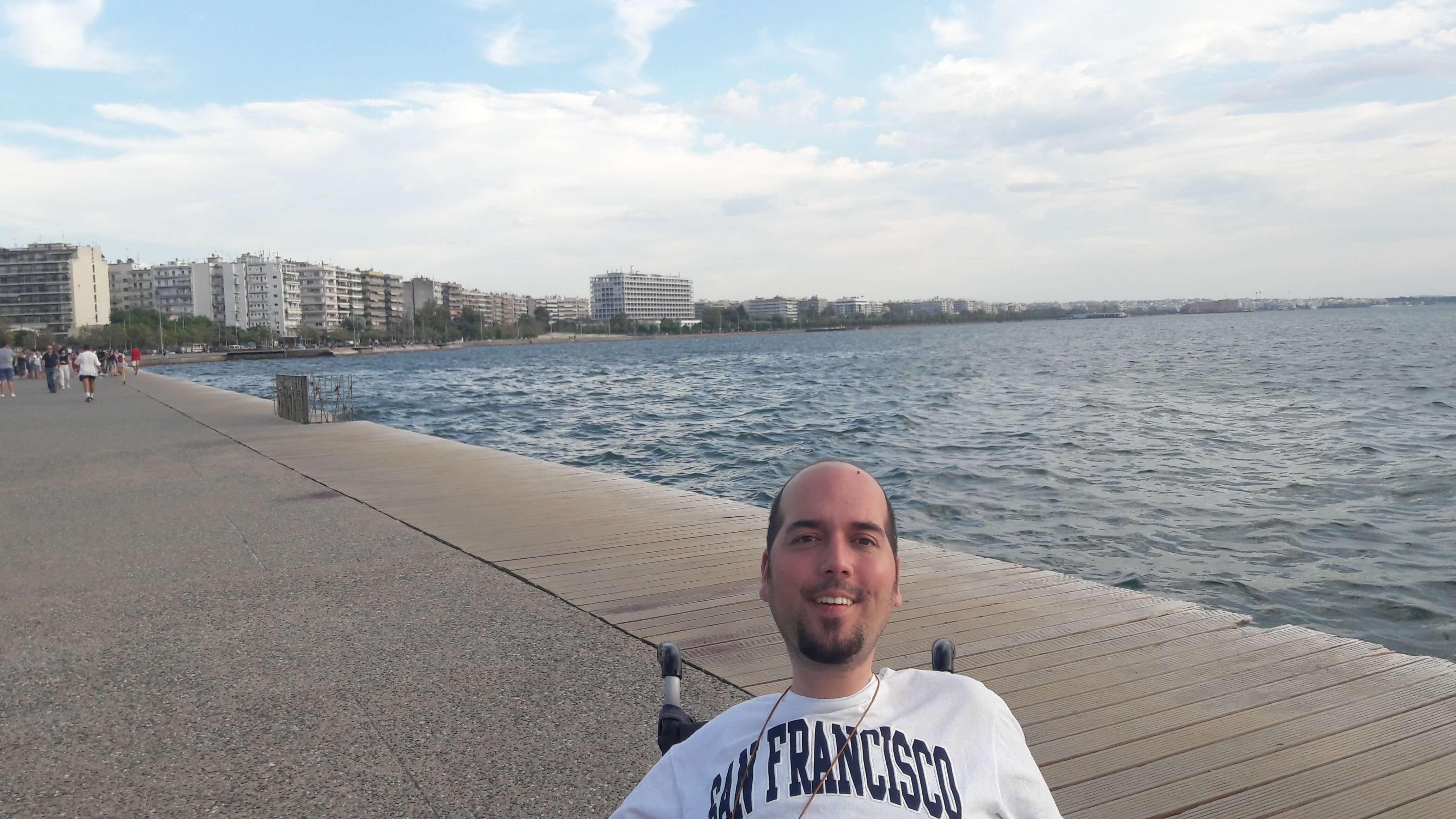 Grčka Tesaloniki Putovanja